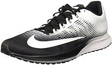Nike Men s Air Zoom Elite 9 Running Shoe Black White…  89.96 89.96 33176ba3e0