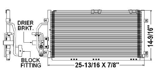 Конденсаторы AC Condenser for: Saturn L