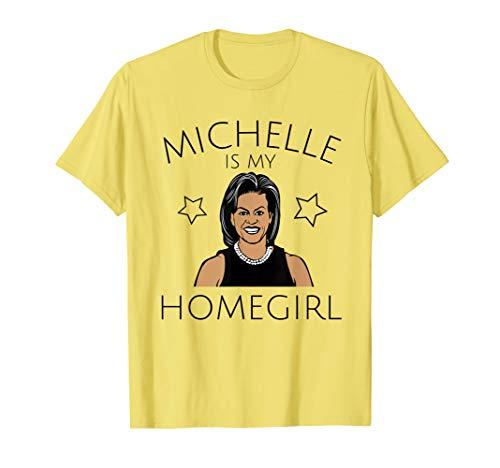 Funny Cute Michelle Obama Feminism President T-Shirt