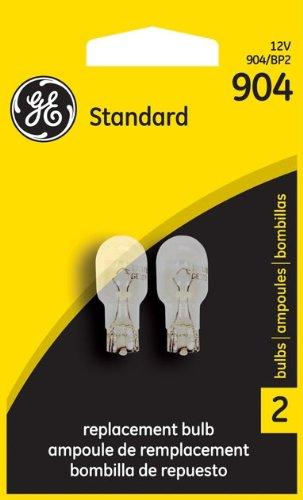 Miniature Lamp, 904, 9.0W, T5, 14V, PK2 -