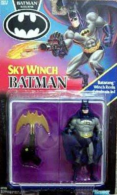 Batman Returns Sky Winch kenner