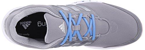 Adidas Originali Mens Galaxy Elite 2 Mm Grigio Medio / Argento / Blu Super