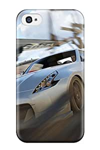 Iphone 4/4s Case Slim [ultra Fit] Nissan 370z Protective Case Cover