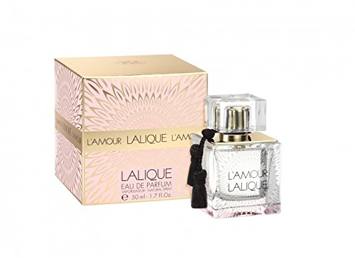 Lalique L'amour Eau de Parfum Natural Spray, 1.7 fl. for sale  Delivered anywhere in USA