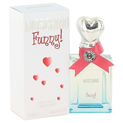 b8c3109811386 Moschino Funny profumo per donna 25 ml Eau de Toilette spray  Amazon ...