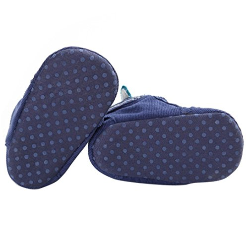 Saingace Bébé Enfants Cartoon Shoelace Bambin Chaussures Antidérapantes (12(12cm/6-12mois))