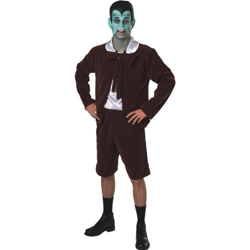 [Eddie Munster Adult Costume (Standard)] (Eddie Munster Halloween Costumes)