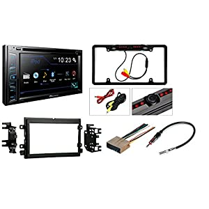 2004-2016 Ford F250/350/450/550 Bluetooth DVD Car Stereo System With Backup Camera