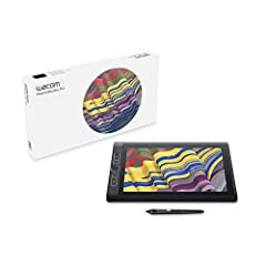 """Designed for professionals who want the freedom to create anywhere, Wacom Mobile Studio Pro 13 packs an entire studio full of powerful creative tools into a line of lightweight 13.3"""" Mobile pen computers. All four models feature 4x higher pen..."""