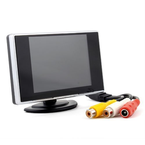 Automobile BW Corp BW3.5 BW 3.5 Inch TFT LCD Monitor for Car