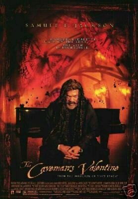 Caveman's Valentine Original Movie Poster Single Sided 27x40