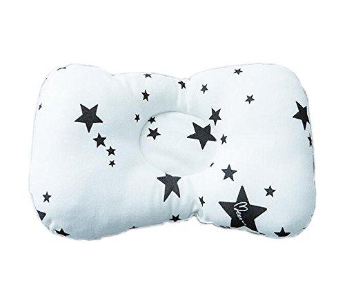 Bebé recién nacido Infant bebé almohada protección para cabeza plana 32x 21,1cm, G-star, 1