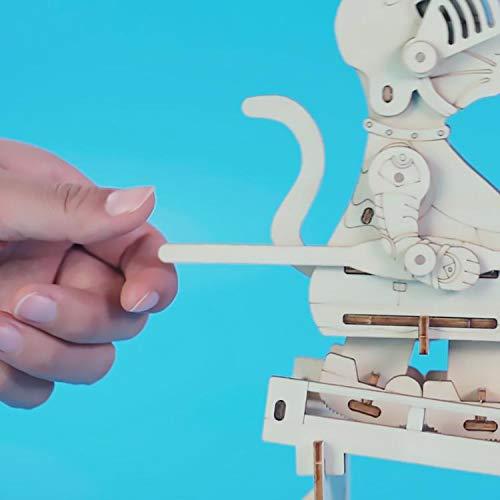 Handgefertigte Handgefertigte Handgefertigte Puzzle Stories-Novelty Toys-Modeling Set-Best Christmas, Boys and Girls Birthday Gifts B07L1R1HN3 | Treten Sie ein in die Welt der Spielzeuge und finden Sie eine Quelle des Glücks  905516