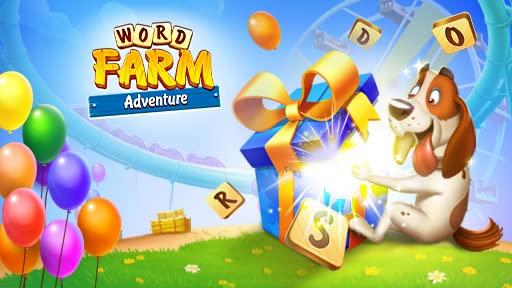 Word Farm Adventure: Super Spin