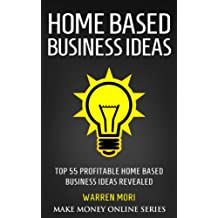 Home-Based Business Ideas: Top 55 Profitable Home-Based Business Ideas