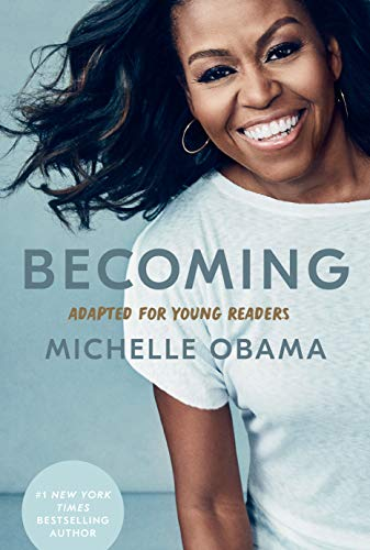 Book Cover: Becoming: Adapted for Young Readers