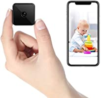 WiFi Kleine Kamera mit Infrarot Nachtsicht und Bewegungserkennung