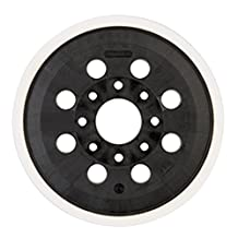 Bosch RS034 5-Inch Soft Hook-and-Loop Backing Pad for Ros10/20Vs-Series