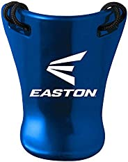 EASTON PRO Catchers Mask Throat Guard, Durable And Adjustable Nylon Ties For Customized Fit, Attaches to Hocke