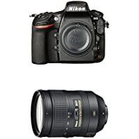 Nikon D810 FX-format Digital SLR Super Zoom Lens Kit