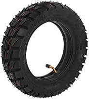 Scooter Tire and Inner Tube 10 Inch Off Road City Road Tire Inner Tube Inflatable Tyre for Electric Scooter