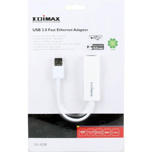 Edimax EU-4208 USB Hub Drivers Download