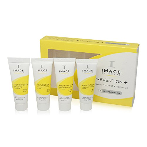 Price comparison product image Image Skin Care Trial Travel Kit Prevention+
