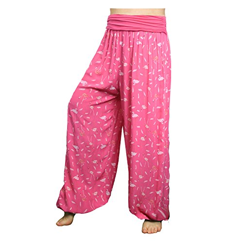 mujer SchwarzPinkCream SchwarzPinkCream Glamexx24 para para para mujer Pantalón Glamexx24 mujer Pantalón Pantalón Glamexx24 5ZARFSq