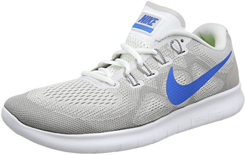 Homme Chaussures Nike Grey 009 Running Blue Gris Hero RN Nebula de blue atmosphere Vast Free 2017 zffYn