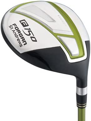 FORGAN F-150 Stainless Steel Fairway Wood