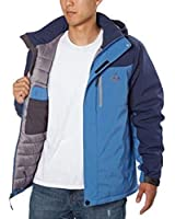 Gerry Men's Insulated Water Resistant Jacket