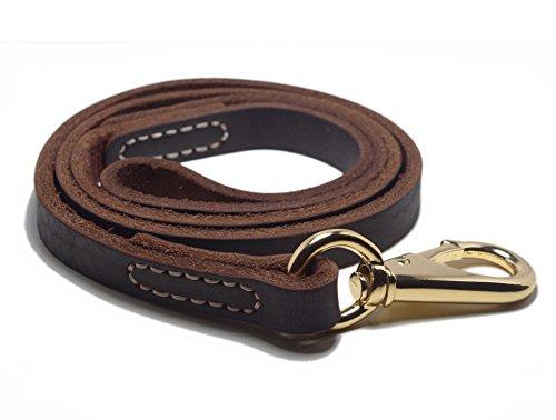 YOGADOG Genuine Leather Training Brown
