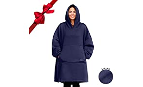 THE COMFY | Oversized Sweatshirt Hoodie, One Size Fits All, Shark Tank