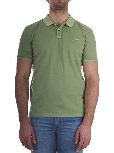 Uomo Polo Wopol0515 S Cactus Woolrich w4BvqCv