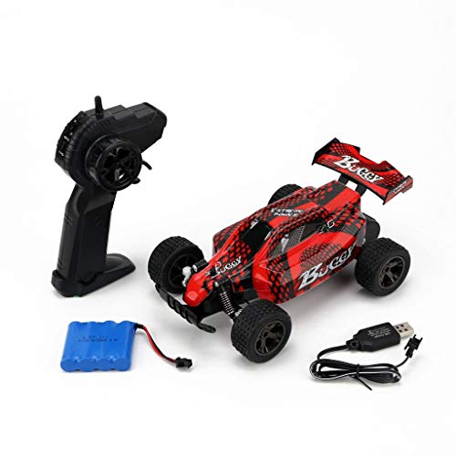 Binory New 1:18 RC Car 2810 2.4G 20KM/H High Speed Racing Car Climbing Remote Control Vehicle Model Birthday Gift for Kids ()