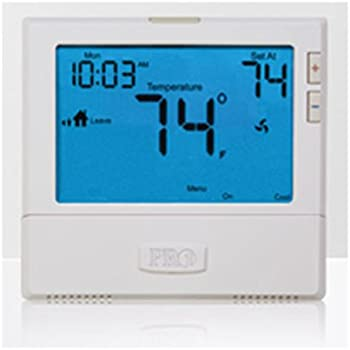 PRO1 IAQ T601 Touchscreen Non-Programmable Electronic Thermostat
