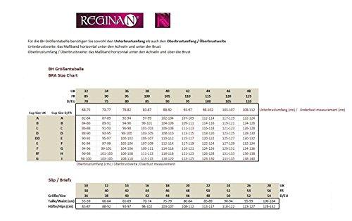 Regina N elegante de cintura antideslizante con shape-efecto Gr, 40-54, blanco y negro negro
