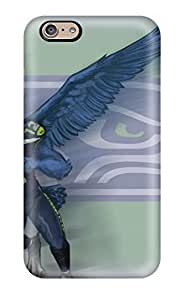 First-class Case Cover For Iphone 6 Dual Protection Cover Seattleeahawks