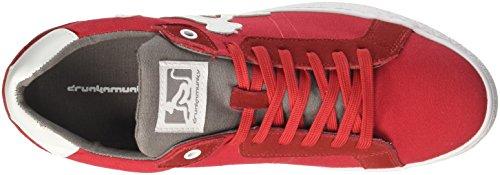 Rosso New redgray England Classic Uomo Drunknmunky Sneaker nXT6TWU