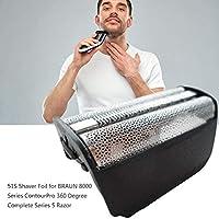 Lámina de Repuesto Afeitadora para Braun 51B Recambio para afeitadora eléctrica hombre, compatible con el modelo WaterFlex: Amazon.es: Belleza