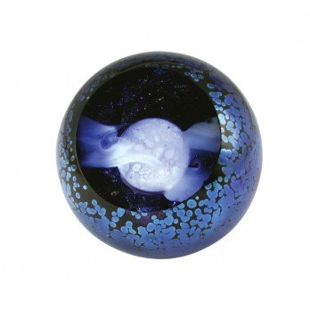 Glass Eye Studio Full Moon Orb 522F by Glass Eye Studio
