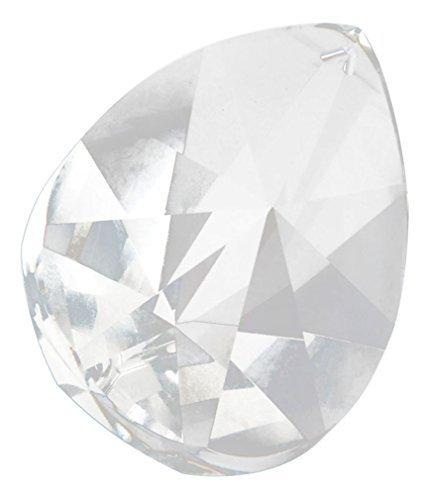 76mm Teardrop Crystal Prisms #873-76 (Prisms Teardrop Crystal)