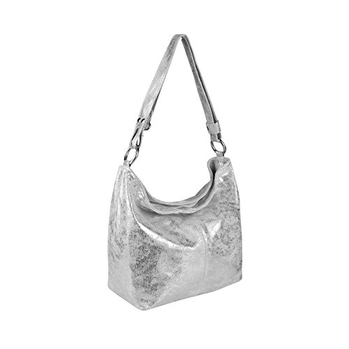 Only OBC Only Women's Top Silver Beautiful Handle Bag Couture Couture Women's Beautiful OBC XqqwaTxB