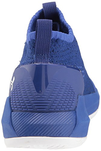 Under Armour UA Heat Seeker, Scarpe da Basket Uomo, Blu (Formation Blue 501), 44/45 EU