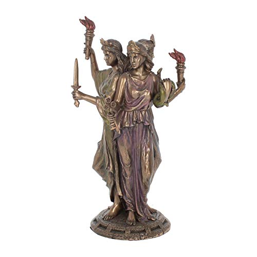 Nemesis Now Hecate Goddess of Magic Figurine 28cm Bronze