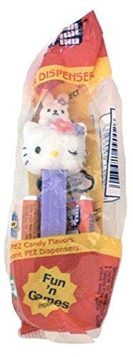 Pez Hello Kitty Candy Dispenser Hello Kitty with Bunny Rabbit