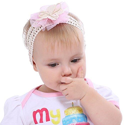 De Baby Acmede Fleur Bande Pour Cheveux Pcs Fille 12 Bébé Bandeau Headband Enfant wHxwOfTqZa