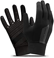TRIWONDER Cycling Gloves Mountain Road Biking Riding Sport Gloves Breathable Shock-Absorbing Full Finger Bicyc