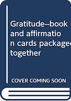 Gratitude & Affirmation Cards 0345381262 Book Cover