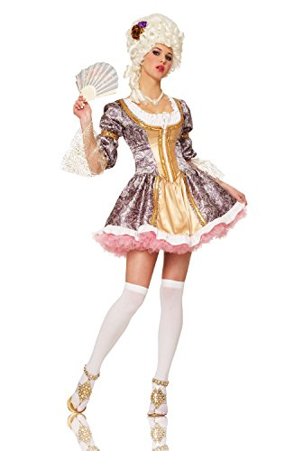 Costume Culture Women's French Queen Costume, Purple,